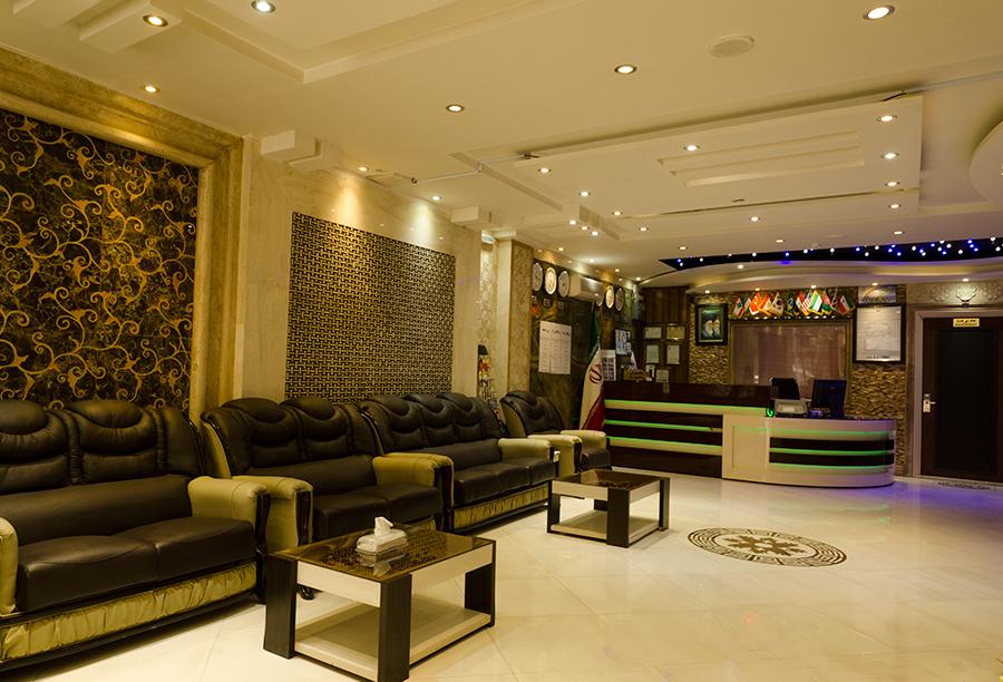 Image result for هتل اسپينو مشهد